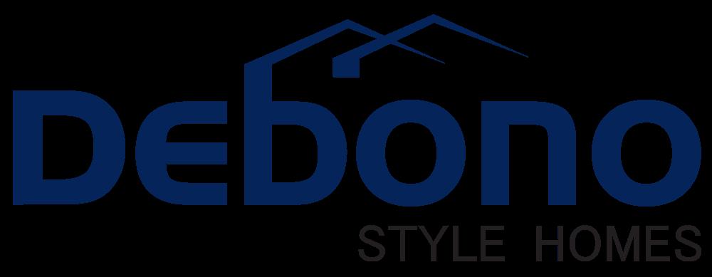 De Bono Style Homes Logo
