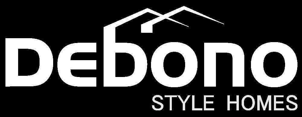 De Bono Style Homes Overlay Logo